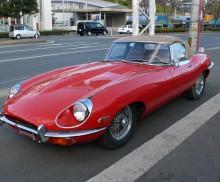 1969 E type